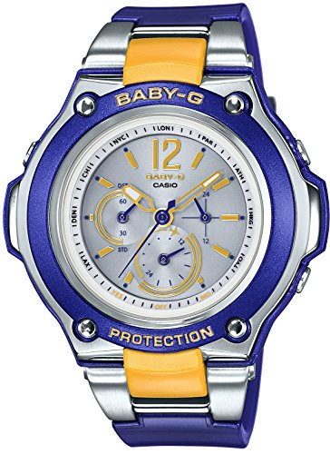 CASIO Ladies Watches BABY-G Tripper World six stations Solar radio BGA-1400-2B2JF