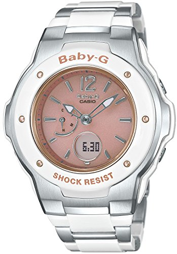 CASIO Ladies watch BABY-G Tripper World 6 stations Solar radio MSG-3300-7B2JF