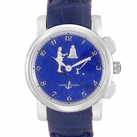 Ulysse Nardin Hourstrikers automatic-self-wind mens Watch 6109-103/E3 (Certified Pre-owned)
