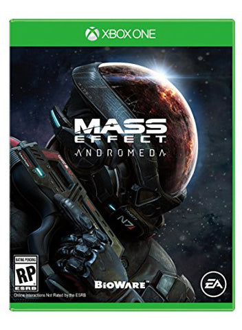 Mass Effect Andromeda Xbox One - Standard Edition