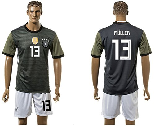 2018 World Cup Germany Men's Team Full Jersey