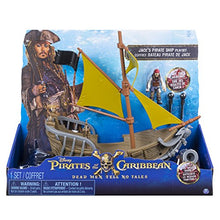 Load image into Gallery viewer, Pirates of The Caribbean: Dead Men Tell No Tales - Jack's Pirate Ship Playset