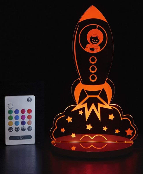 Tulio Rocket Ship Dream Light
