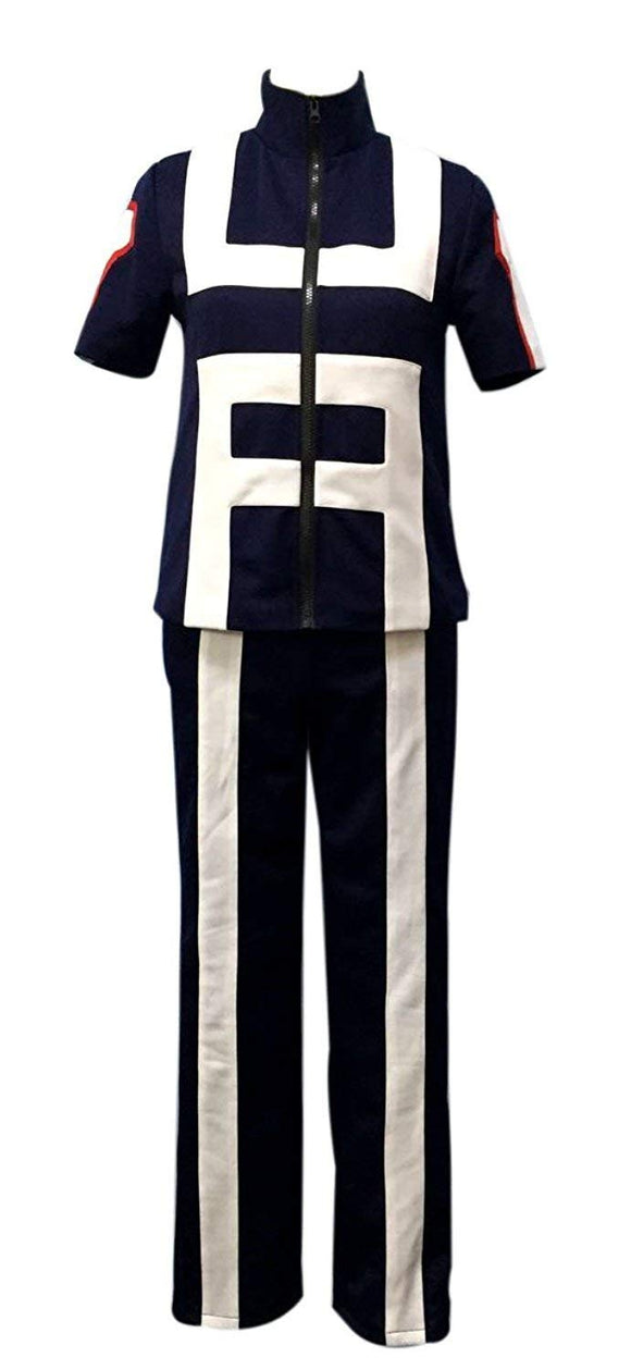 Academy Gymnastics Uniforms Cosplay Costume Outfit