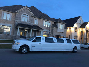 Rent a Limo (Book 30% in advance)