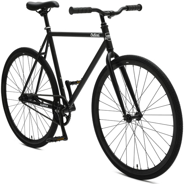 Retrospec Harper Coaster Fixie Style Single-Speed Commuter Bike with Foot Brake