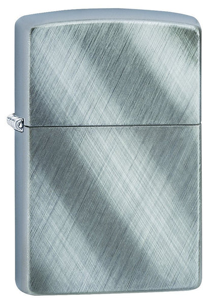 Zippo Satin Chrome Pocket Lighter