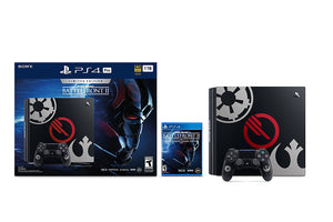 PlayStation 4 Pro - 1TB - Console Edition