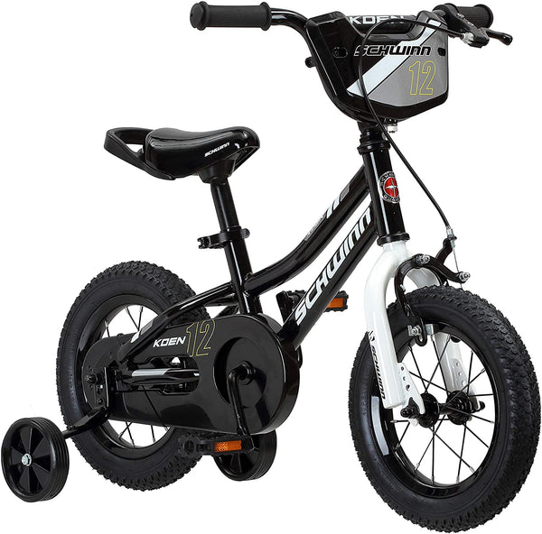 Schwinn Koen Boys Bike for Toddlers and Kids