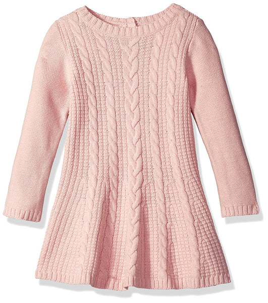 Crazy 8 Baby Girls' Long Sleeve Sweater Swing Dress
