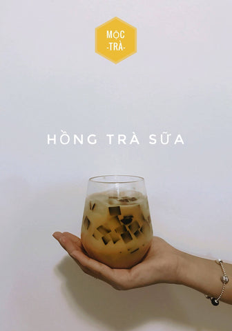 Black Milk Tea (Full Leaf/Soft)