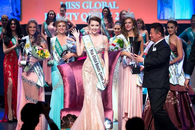 Miss International Vietnam in Canada 2018