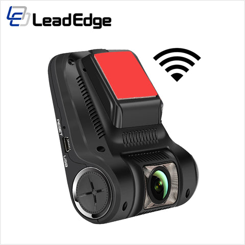 "LeadEdge H245 Dash Cam Novatek 96658 Sony IMX322 WiFi 2.45"" IPS LCD 1080P night vision Car DVR camera Registrator DVRS Dashcam"
