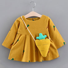 Load image into Gallery viewer, Melario Baby Dresses 2017Brand Baby girls clothes princess girls dress Ball of yarn Kids Clothes Children Party princess dresses