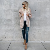 Both Sides Wear Faux Fur Long Winter Jacket Women 2017 Autumn Winter Warm Coat Thicken Hooded Parka Women Outwear