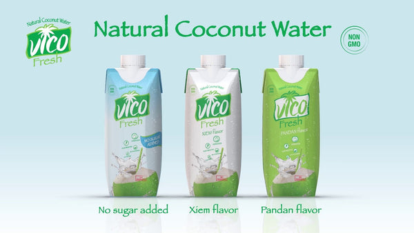 Natural Cononut Water
