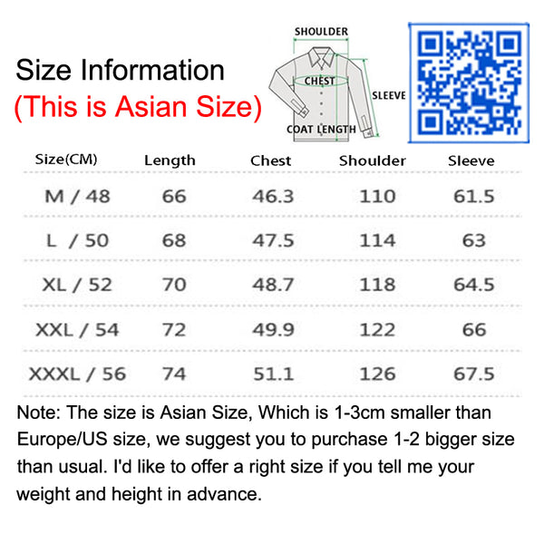 Men Winter Cotton Padded Thick Jackets Coats Jaqueta Masculina Male Casual Fashion Slim Fitted Zipper Jackets Men