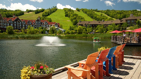 Booking: Blue Mountain Resort Getaways
