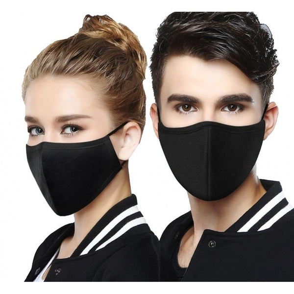 Top Quality Cotton Mask (breathable, washable & reusable)