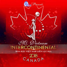 Load image into Gallery viewer, Ms. Vietnam - Intercontinental Canada in Toronto 2018