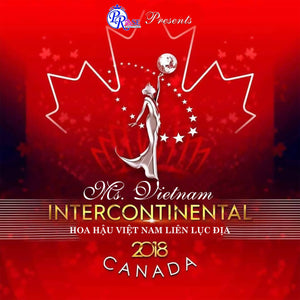 Ms. Vietnam - Intercontinental Canada in Toronto 2018