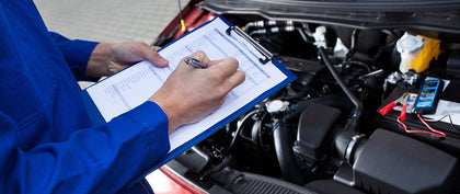 $59.99 Vehicle inspection - Safety Standards Certificate (booking)