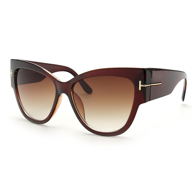cat eye sunglasses- the lax boutique