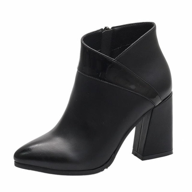 ankle boots - the lax boutique