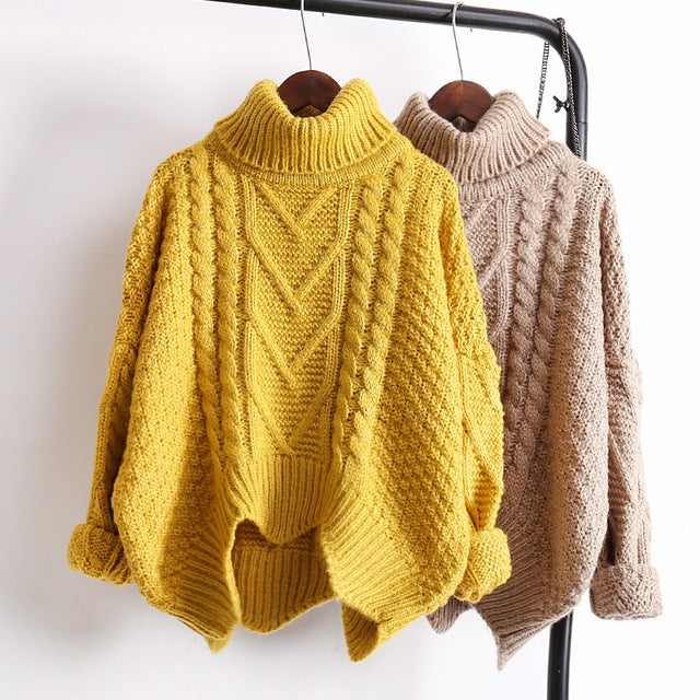 Autumn Sweater oversized pullover