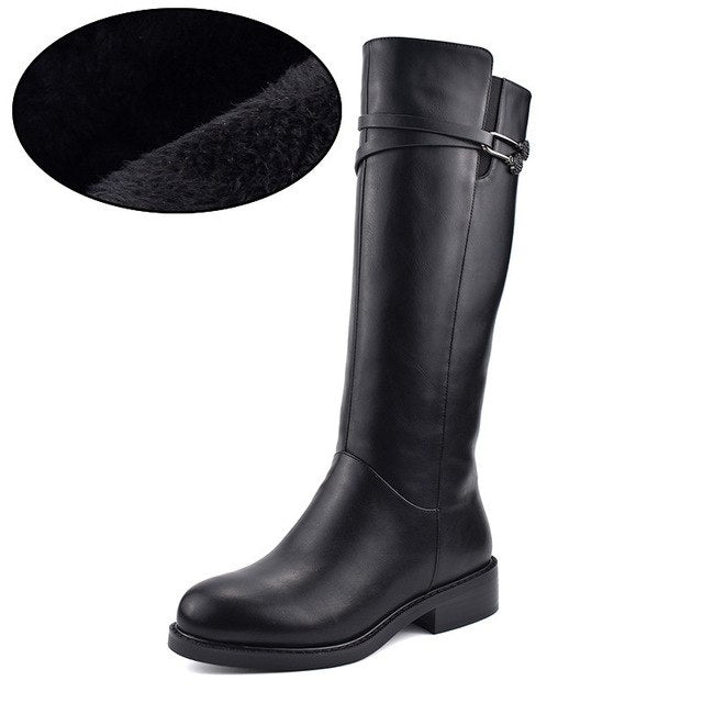 ODETINA Riding Boots