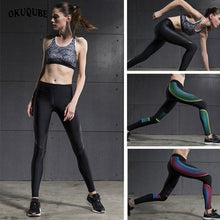 Sport Leggings Elastic Yoga Pants