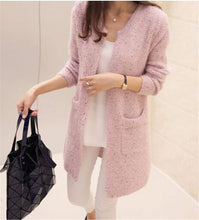 Fall Knitted Cardigan