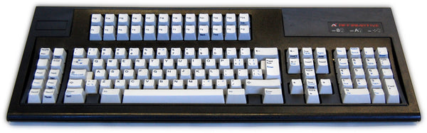 5250 Style 122-Key Keyboard for Thin Clients & PCs, PS/2 - Requires
