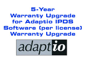 I-O Corporation Adaptio IPDS Print Server Software Warranty Upgrade to 5-Years (for new purchases)
