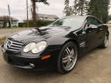 "2003 Mercedes Benz SL500 Roadster Hardtop Convertible 5.0L V8 Loaded, 20"" alloy wheels"