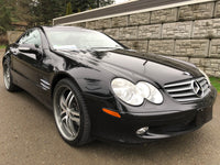 2003 Mercedes Benz SL500 Roadster Hardtop Convertible 5.0L V8 Loaded, 20