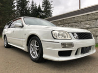2000 Nissan Stagea RB25DET Neo Turbo, AWD, 120k, Auto, carbon wrapped interior