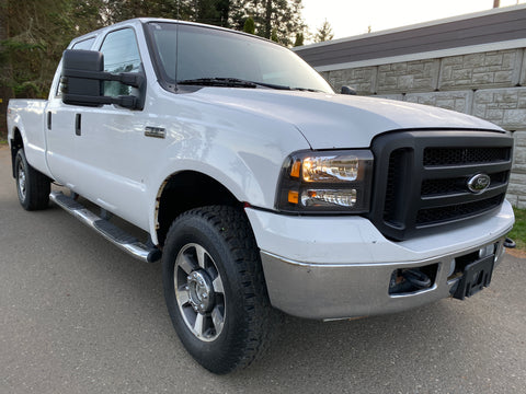 2007 F350 F-350 4x4 5.4L Gas V8 XLT SuperDuty, 180k, 1 Ton Work Truck, Auto, Upgrades