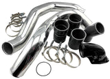 Ford 6.0L 2003-2007 Turbo Intercooler Pipe + Boot Kit TBolt Couplers Powerstroke