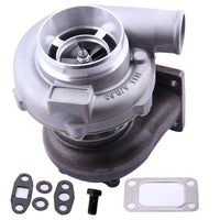 Hi Flow Turbocharger GT30 GTX3071R GT3071R GT3076 T3 Turbo Charger 4 bolts Exhaust Flange  .82 A/R .60 Compressor Turbine