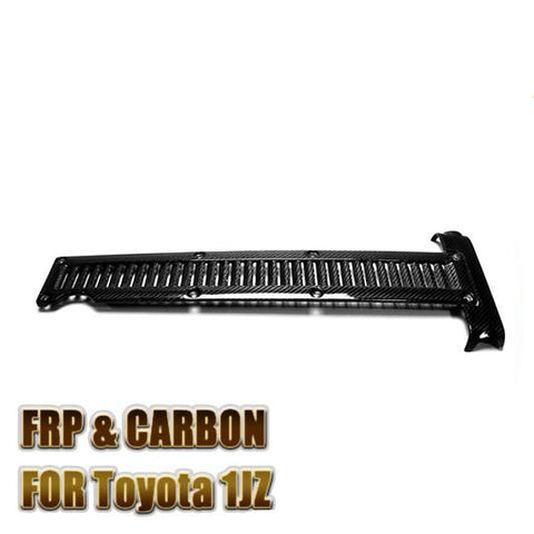 Carbon fiber Engine Cover / Coil Pack Top For Toyota Supra 1JZ 1JZGTE Real Carbon Fiber Engine Plug Cover 1JZ-GTE