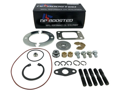 T25 T28 T2 DSM SR20 Turbocharger Turbo Repair Rebuild Kit With Seals And Gaskets