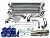 FMIC V Mount Intercooler Kit for 92-02 RX7 RX-7 FD FD3S JDM 1.3L 13B Twin Turbo