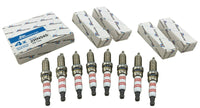 8 Iridium Spark Plugs 1 STEP COLDER for 2010+ X5 X6 M M5 M6 S63 4.4L Twin Turbo