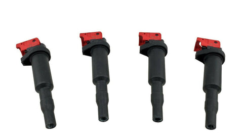 4 Ignition Coils for 2005-2013 Mini Cooper Countryman Clubman Non Turbo 1.6L I4