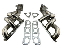 Exhaust System Header Kit 2009+ 370Z 07-08 350Z 08-13 G37 3.5 VQ35HR 3.7 VQ37HR