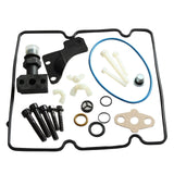 05+ Ford 6.0L Diesel STC High Pressure Oil Pump Fitting Upgrade Kit & IPR Screen