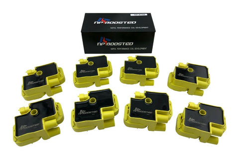 8 Pack Ignition Coils for 97-11 Mercedes Benz C CL CLK CLS E G ML S SL SLK Class