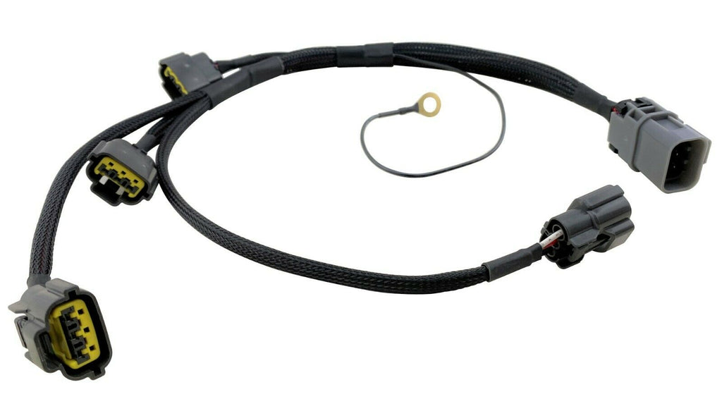 Ignition Coil Wire Loom Connector Harness for 89-98 S13 S14 SR20DET 180SX SILVIA