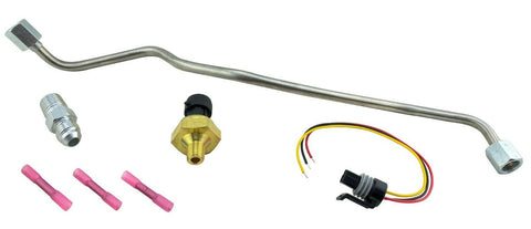Exhaust Back Pressure Sensor EBP Pipe + Harness for 1997-03 7.3L V8 Turbo Diesel
